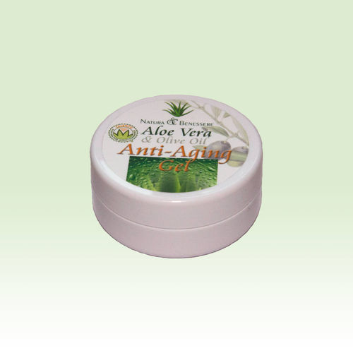 Anti Aging Gel  (Aloe Vera & Olive Oil)
